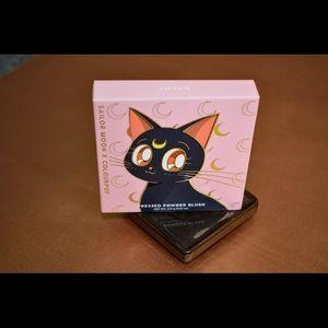 """Cat's Eye"" blush by Sailor Moon x Colourpop"